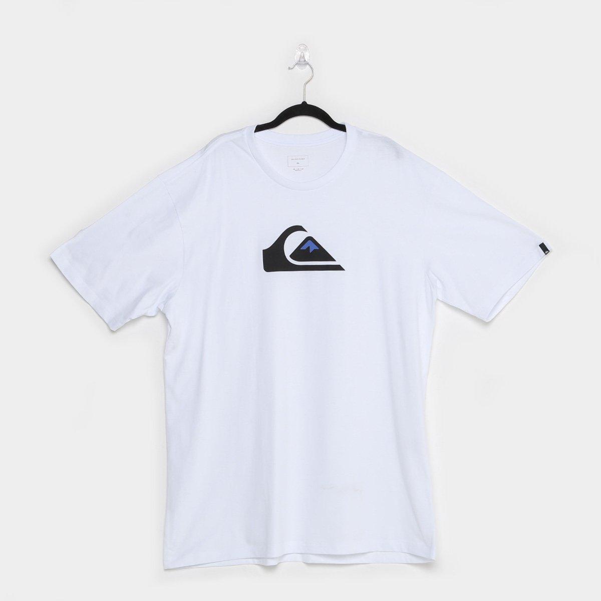 Camiseta Quiksilver Mountain & Wave Plus Size Masculina
