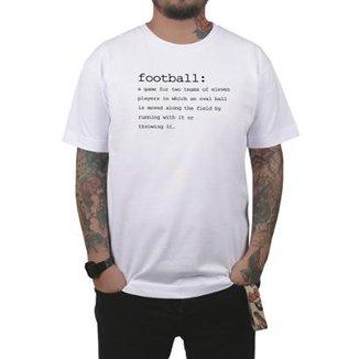 9f2adf329f2 Camiseta PROGear Dictionary  Football