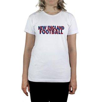 34ca6f42dd Camiseta PROGear New England Football Feminina