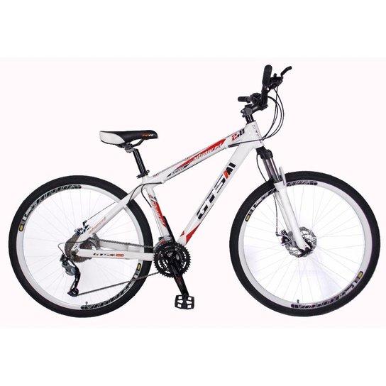 ea2c4846d8086 Bicicleta Gtsm1 Advanced 2.0 Aro 29 Shimano Acera 27V Disco - Compre ...