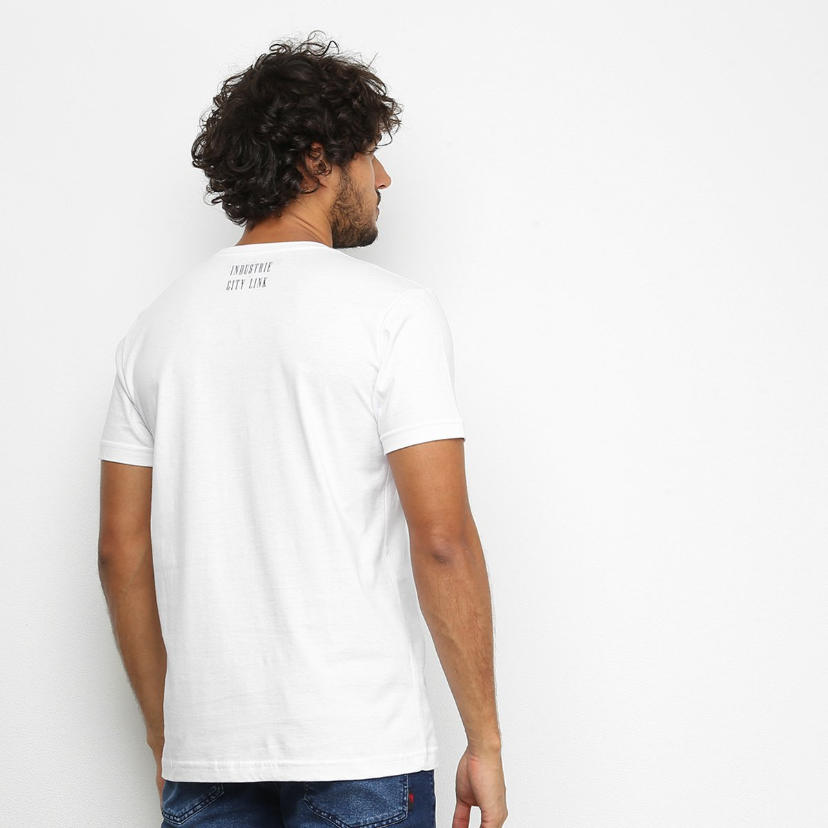 Foto 2 - Camiseta Industrie Countries Masculina