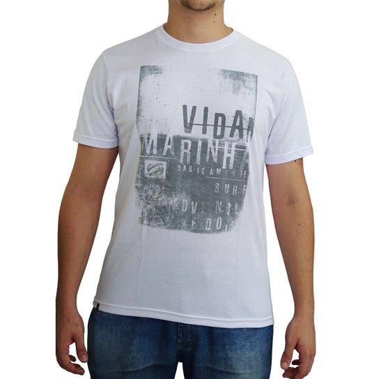 Camiseta Vida Marinha Manga Curta - Compre Agora  e28f3179c93ed