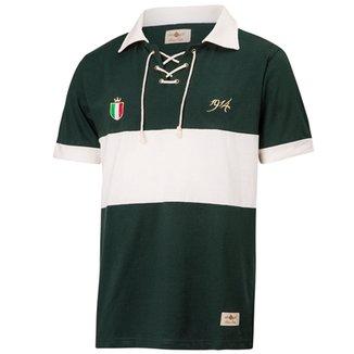 4614eb3a4b10b Camisa Retrô Gol Réplica 1914 Itália Torcedor