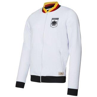 Jaqueta Moletom Seleção Da Alemanha Retrô Gol Torcedor Masculina 0234a747f0e38