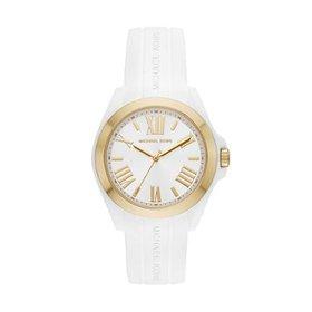 729445bd984 Relógio Michael Kors Feminino Bradshaw Bicolor - MK2730 8BN MK2730 8BN