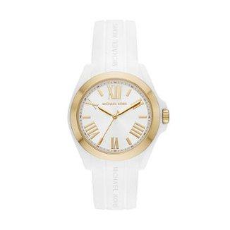 61e6132ba07 Relógio Michael Kors Feminino Bradshaw Bicolor - MK2730 8BN MK2730 8BN