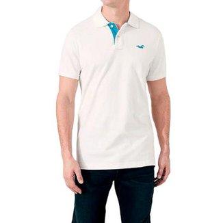 Compre Camiseta Hollister Online   Netshoes a1eda14c37