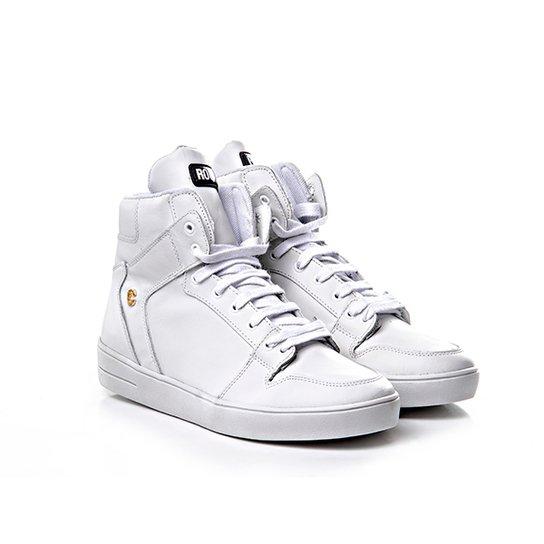 04a6c65e6cebe Tênis Sneaker Rock Fit Couro Napa Confort | Netshoes