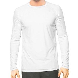559840cecb357 Camisa Térmica Camisa da Latinha com Proteção Solar UV50+ Masculina