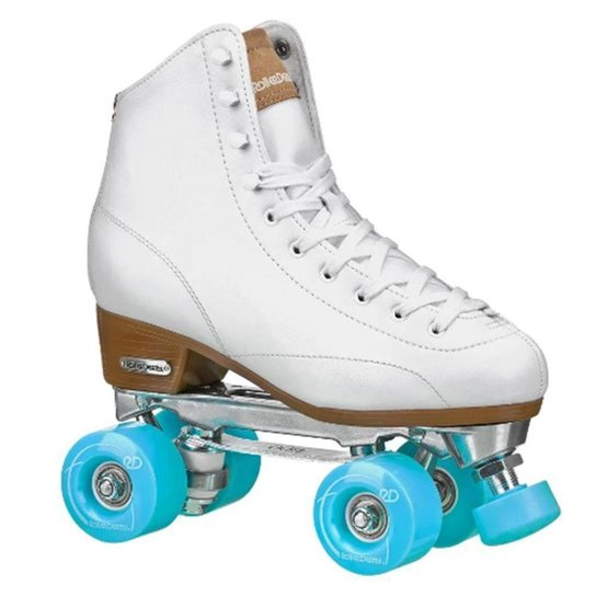 019d13438 Patins Quad Cruze XR Hightop Roller Derby Feminino - Branco | Netshoes