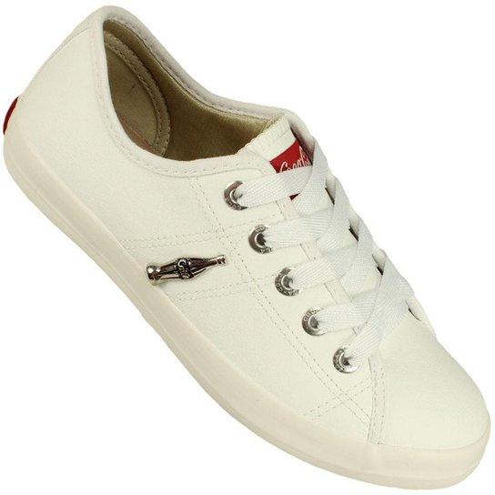 d9dba10ff1f Tênis Coca-cola Shoes Miami Metalic - Compre Agora