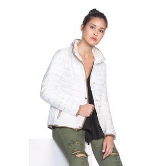 cb218d0f8 Compre Jaqueta Branca Feminina Online | Netshoes