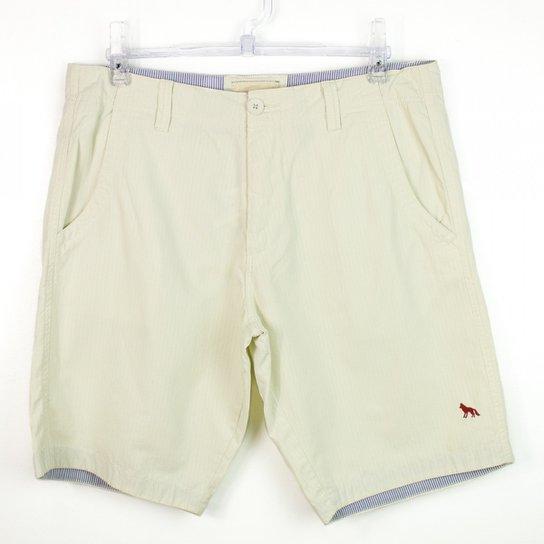 c9c1b4223339d Bermuda Masculina Acostamento Jeans Sarja 60116001   Netshoes