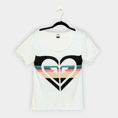 Camiseta Roxy So Coolshir Feminina