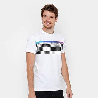 5bf4581627 Camiseta Hang Loose Silk Rainbow Masculina