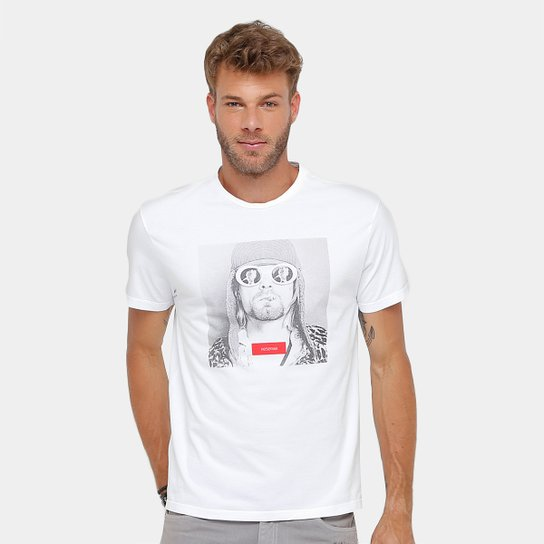 398093dc55 Camiseta Reserva No Filter Cobain Masculina - Compre Agora