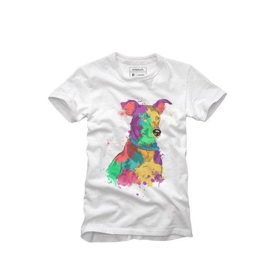 76c49653a7 Camiseta Reserva Gigi Masculina - Branco - Compre Agora