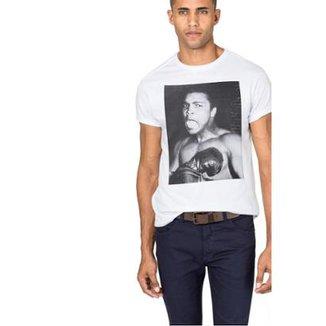 Camiseta Reserva Ali Lutador Masculina d8a63bc70729e