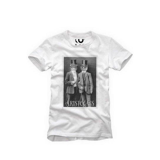 5122102cb Camiseta Reserva Aristocats Masculina - Branco - Compre Agora