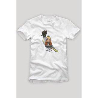 Camiseta Reserva Pica Pau Carro De Viagem Masculina 7b25fa43468f7