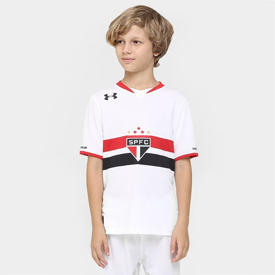 d0f45a6fdd Camisa São Paulo Infantil I 15/16 s/n° - Torcedor Under Armour ...