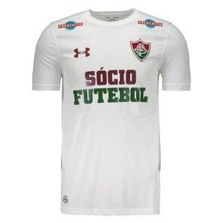 55d581698b Camisa Under Armour Fluminense II 2017 Com Patrocínio Masculina