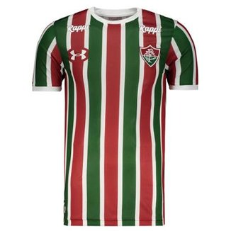 67e441c80c8 Camisa Under Armour Fluminense I 2018 Masculina