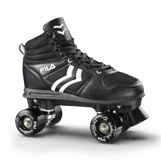07d7d921063 Patins Quad Fila Skates Verve - Branco - Compre Agora