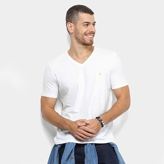 86ffaceaef Compre Camisetas Branca Lisa Online