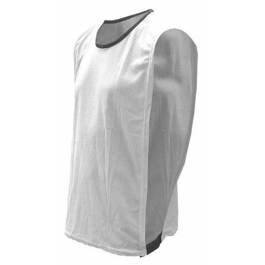 e7e41225a7e Colete de Futebol Light - Kit 10 pçs - Branco - Compre Agora