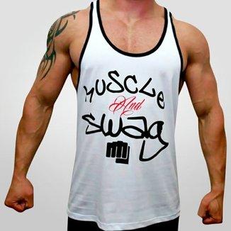 8e34b4c674 Regata Metamorfose Brasil Super Cavada Muscle And Swag