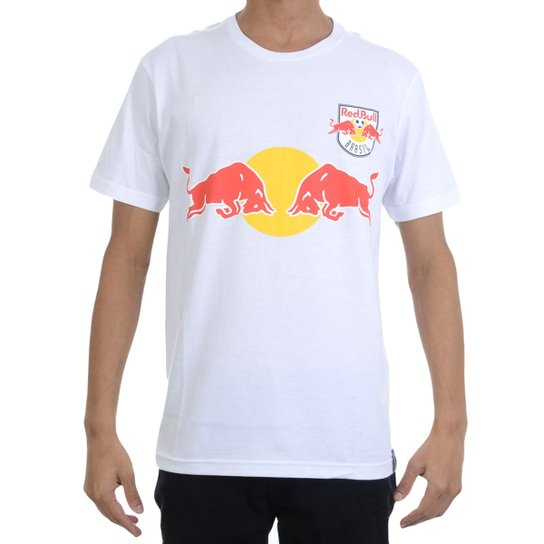 Camiseta Red Bull Brasil Time - Compre Agora  d15e9e82d8a