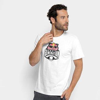 Camisetas Red Bull Masculinas - Melhores Preços  b334d843f9e