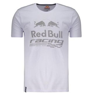 ad63eac997c85 Camiseta Red Bull Racing Det Masculina