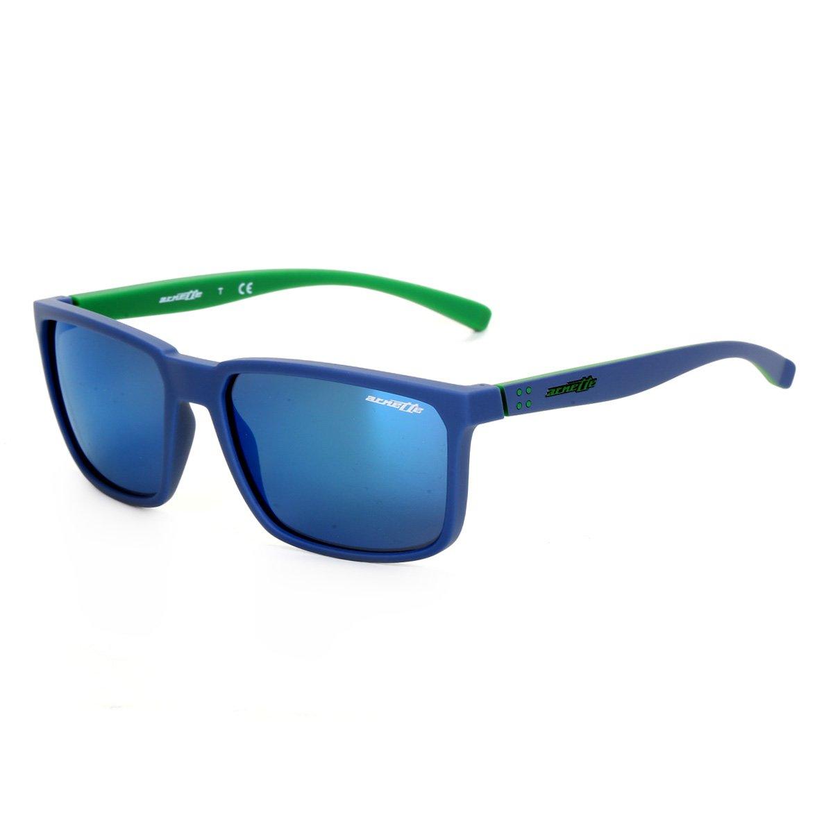 Óculos de Sol Arnette Com Lente Plástico Masculina 0AN4251