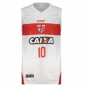 2041795ef8 Camisa CRB Alagoas I 17 18 s nº Torcedor Rinat Masculina - Compre ...