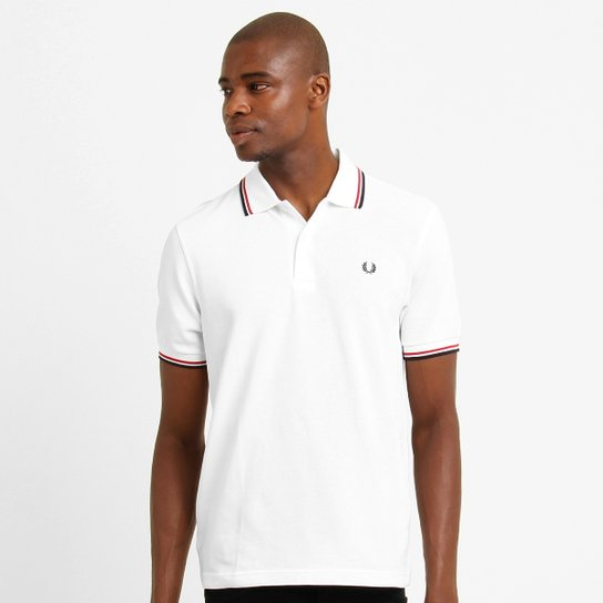 44d5f771c2b7 Camisa Polo Fred Perry Piquet Regular Fit | Netshoes