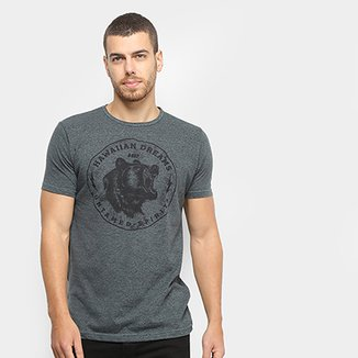 Camiseta HD Especial Animal Masculina