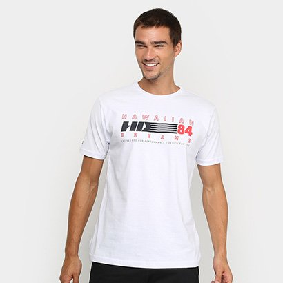 Camiseta Hd Retrô Masculina