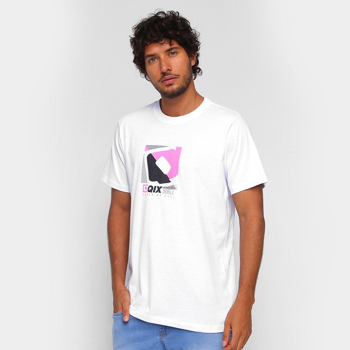 Camiseta Qix Skt Masculina