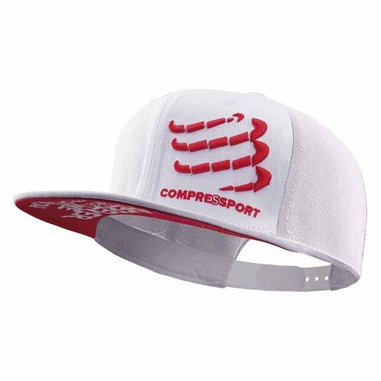 0e9c5b213 Boné Compressport - Branco - Compre Agora | Netshoes