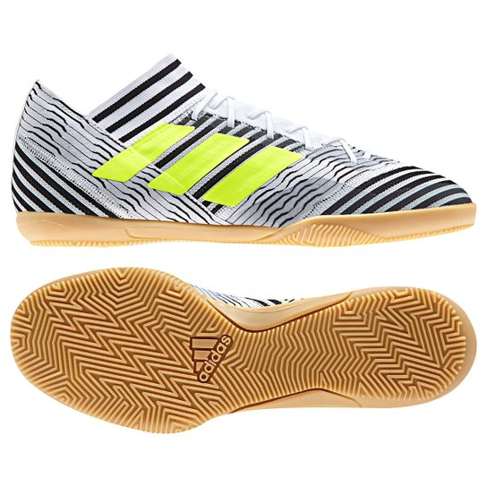 Chuteira Futsal Adidas Nemeziz 17.3 IN - Compre Agora  dfabe05827586