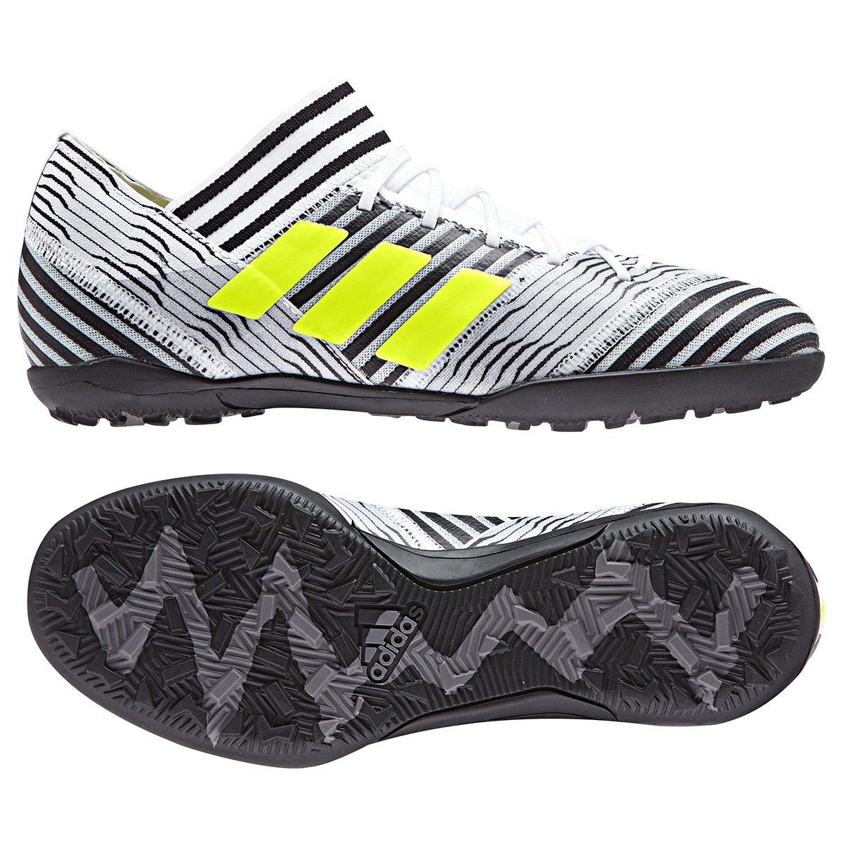 Chuteira Society Infantil Adidas Nemeziz 17.3 TF  544a6ef673733