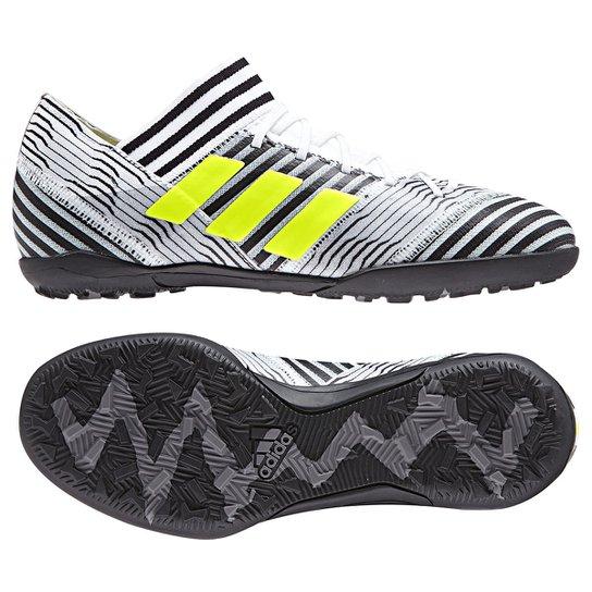 841045412fe56 Chuteira Society Infantil Adidas Nemeziz 17.3 TF - Compre Agora ...