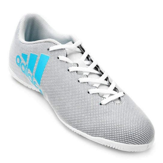 f7312d879b 0b3e84ce858b5c  Chuteira Futsal Adidas X 17.4 IN Masculina - Branco - Compre  Agora ... b5e47780d1f381 ...