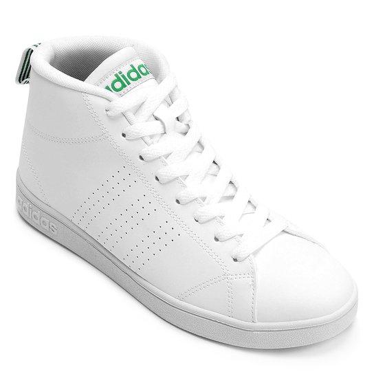 Tênis Adidas Advantage Clean Mid Masculino - Branco - Compre Agora ... c0cd106ee5a