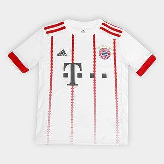 Camisa Bayern Munique Infantil Third 17 18 - S N Torcedor Adidas 54edb8997e169