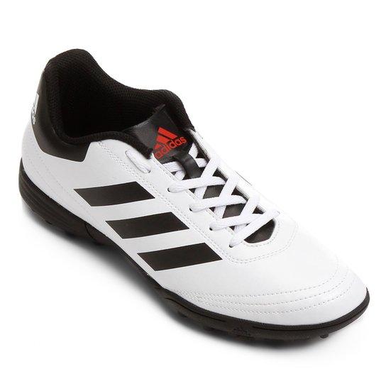 Chuteira Society Adidas Goletto 6 TF - Branco - Compre Agora  a99bd438904e3