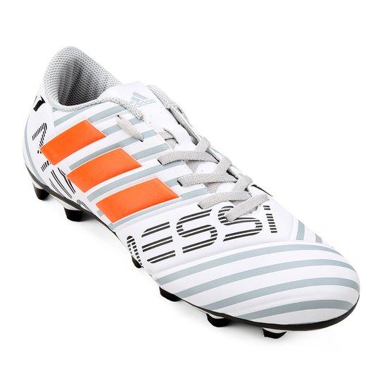 539742021a3f9 Chuteira Campo Adidas Nemeziz Messi 17.4 FXG Masculina - Compre ...