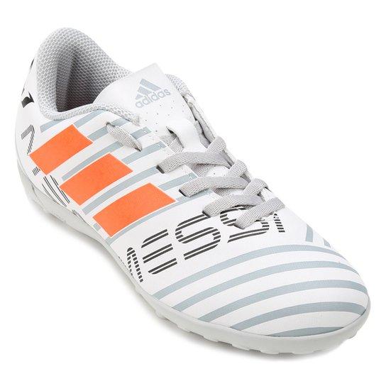 596fb9f30a Chuteira Society Infantil Adidas Nemeziz Messi 17.4 TF - Compre ...